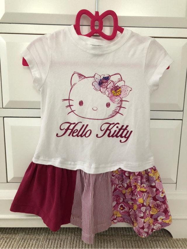 f3220a49c Hello Kitty Mini Dress