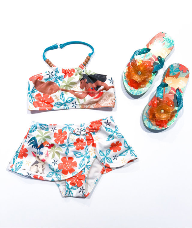 0a612461ac Message Seller; Add to collection Checked collection Add to Collection. Disney  Moana Swimsuit