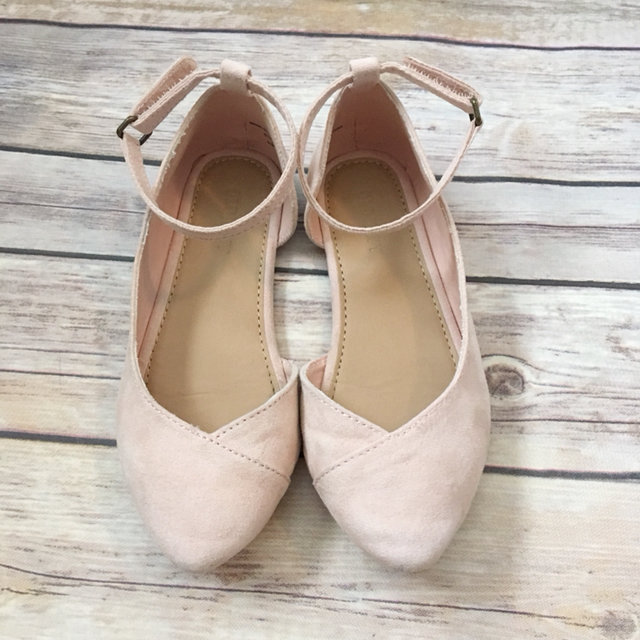 Old Navy Blush Pink Shoes
