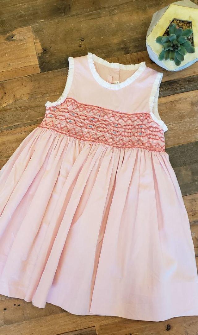 L Enfant Lune Blush Dress