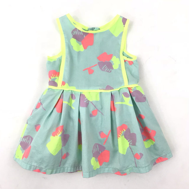 194e6a058 Message Seller; Add to collection Checked collection Add to Collection. Cat  & Jack Baby Girl Dress Floral Sleeveless Size 12 M