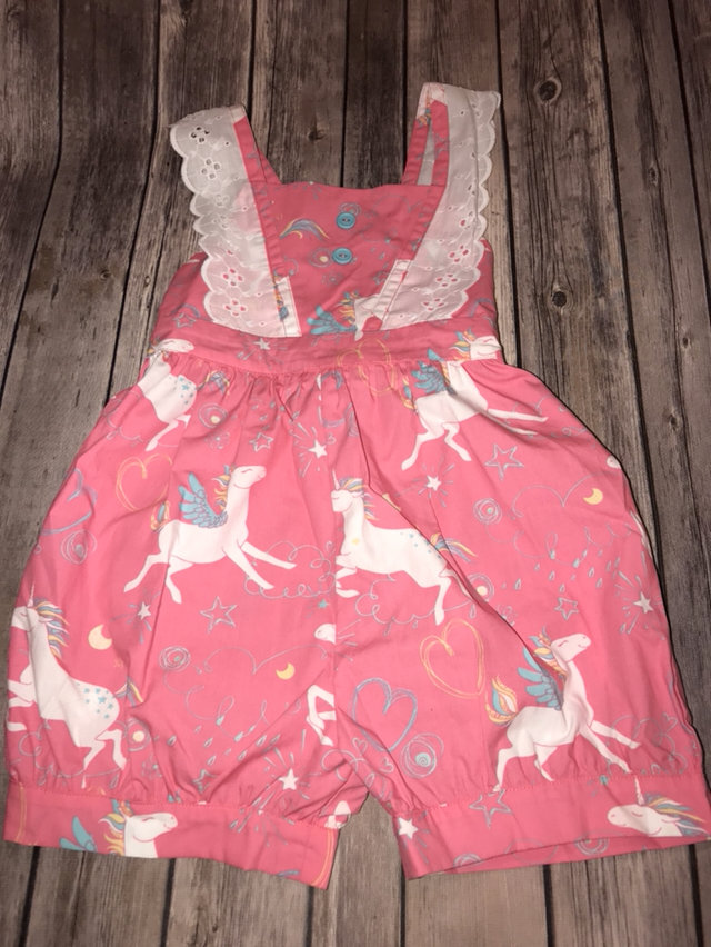82d5bfdf8ba Eleanor Rose Over the Rainbow Cynthia Romper