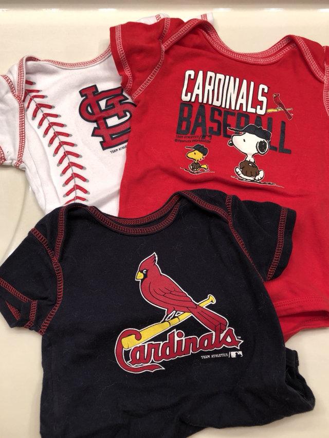 STL Cardinals Onesie