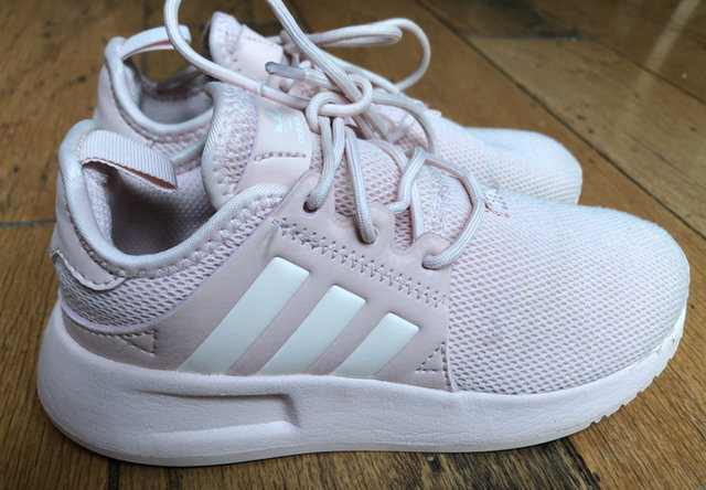 9cb620b7e12b5 RESERVED For Mommy Of 2 princess Adidas Shoes