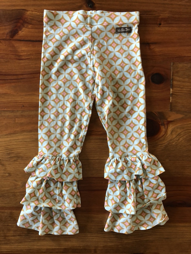 c18daf290acc4 Message Seller; Add to collection Checked collection Add to Collection. matilda  jane latticework benny ruffle leggings. $20.00 ...