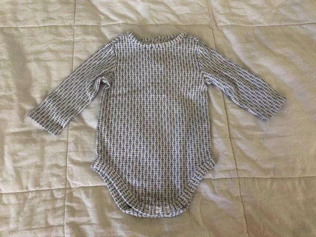 5148ca12c Janie and Jack baby boy bodysuit shirt 0-3 months old