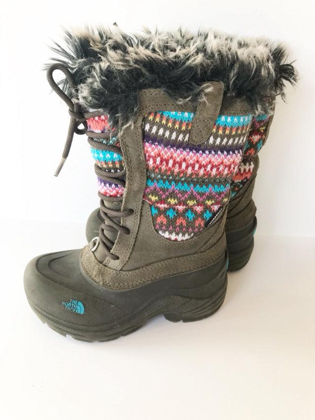The North Face Fair Isle Snow Boots