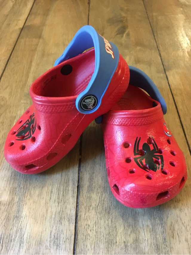 infant crocs size 6