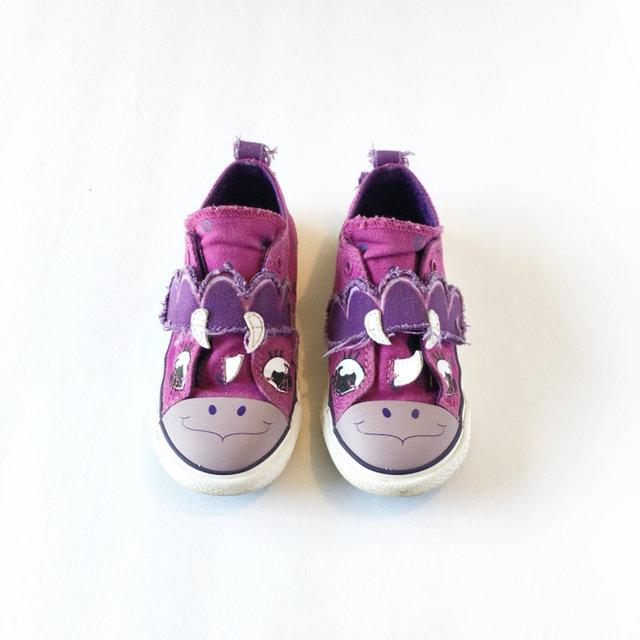 Converse Dino Shoes!!