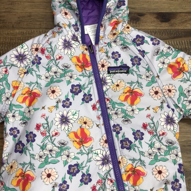 7e8634f6 Message Seller; Add to collection Checked collection Add to Collection. NWT  Patagonia Reversible Puff Ball Bunting
