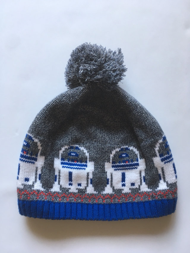 Hanna Andersson R2d2 Hat