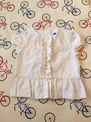 42b1077d Sweetest Janie And Jack Ballerina Shirt