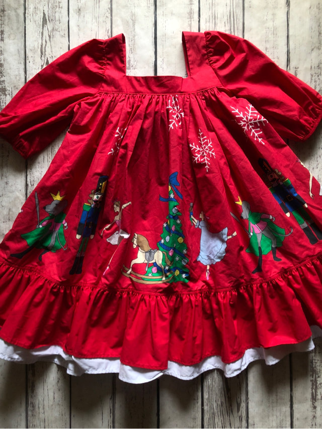 Eleanor Rose Nutcracker Dress