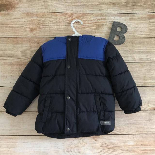 231f51fc1 Gap Toddler Boys Hooded Winter Jacket