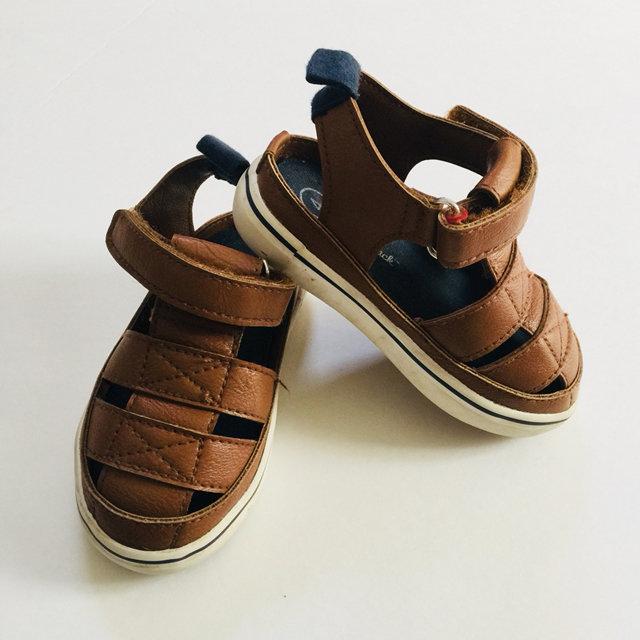 e453504d2373 Size 4 Cat   Jack Sandals