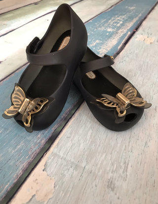 b5a824f0b85b Mini Melissa Butterfly Shoes