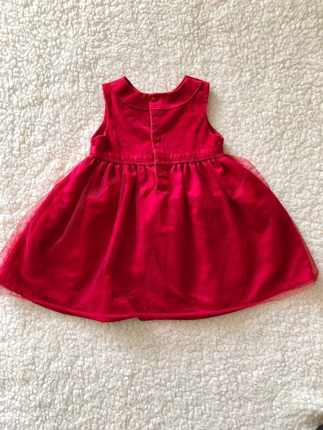 18 month carters christmas dress