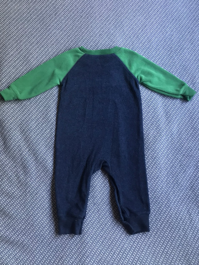0bb35f87b Carter's - Warm Fleece Bear In A Beanie Playsuit