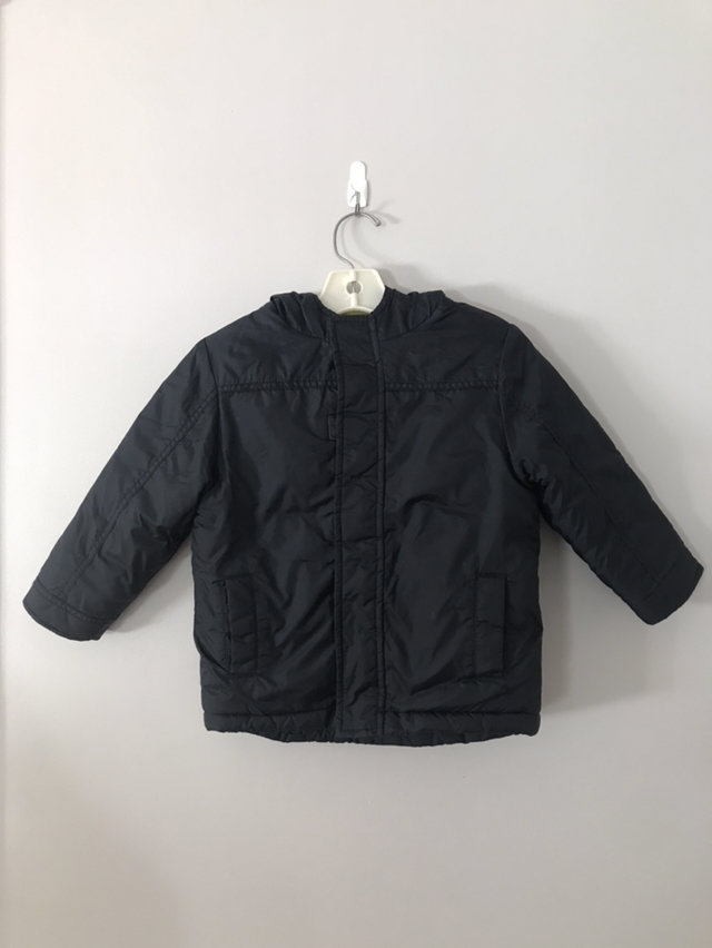 0d79da9f0 Gymboree Navy Blue Winter Jacket Size 2-3T