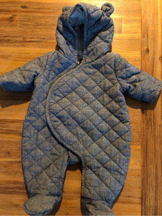26f5ffb94 Northface Thermoball Bunting Snowsuit