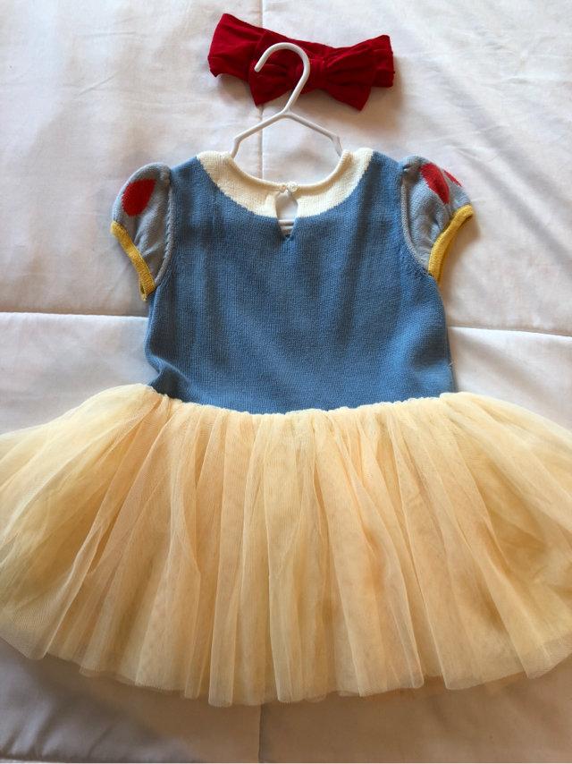 5ba6d3e4f1e7 Gap Snow White Dress
