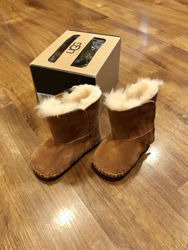 NIB Infant Ugg I Caden Boots