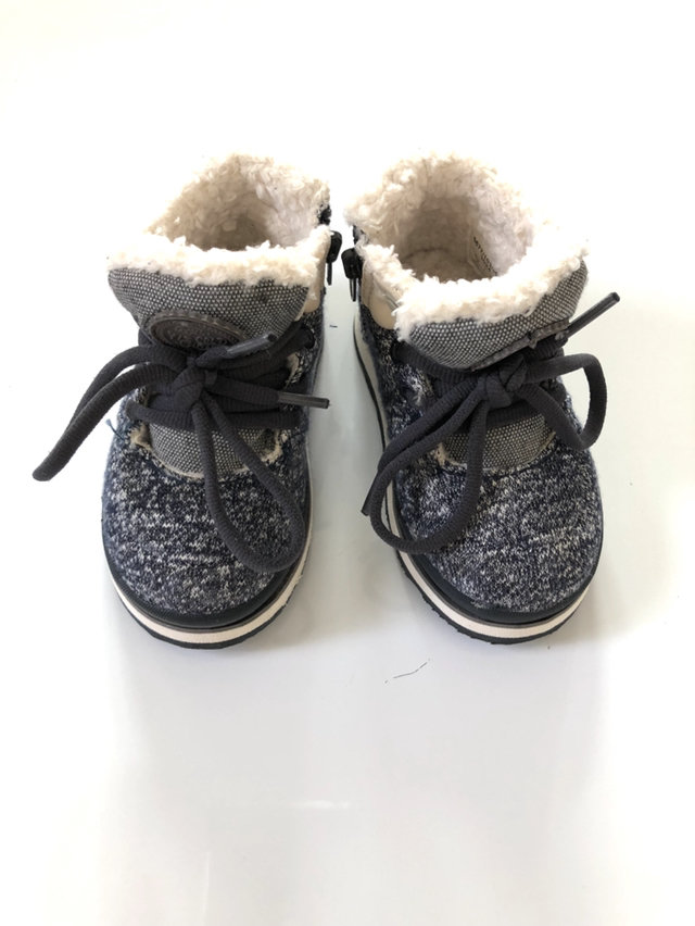Zara Baby Boy Dream Big Boots