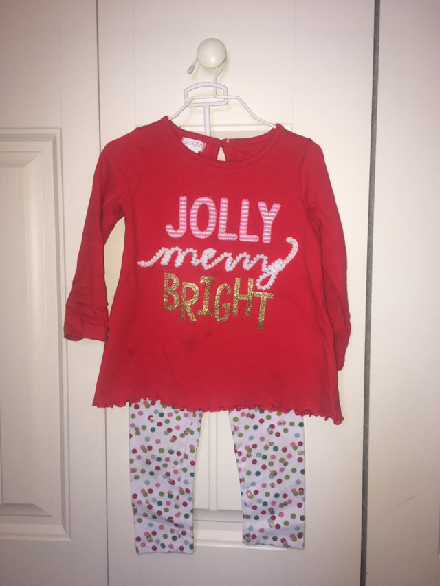 - Mud Pie Christmas Outfit