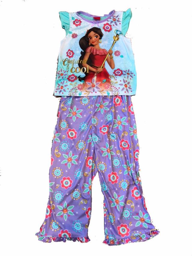 b02b3ec5f5517 ⬇ NWT Disney Elena of Avalor Pajamas Size 4T