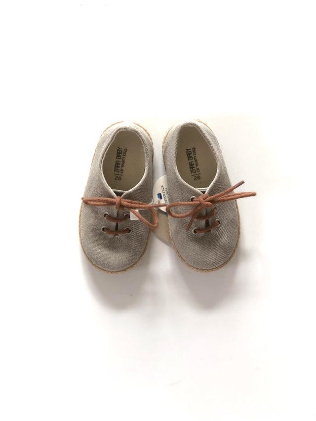 zara baby shoe