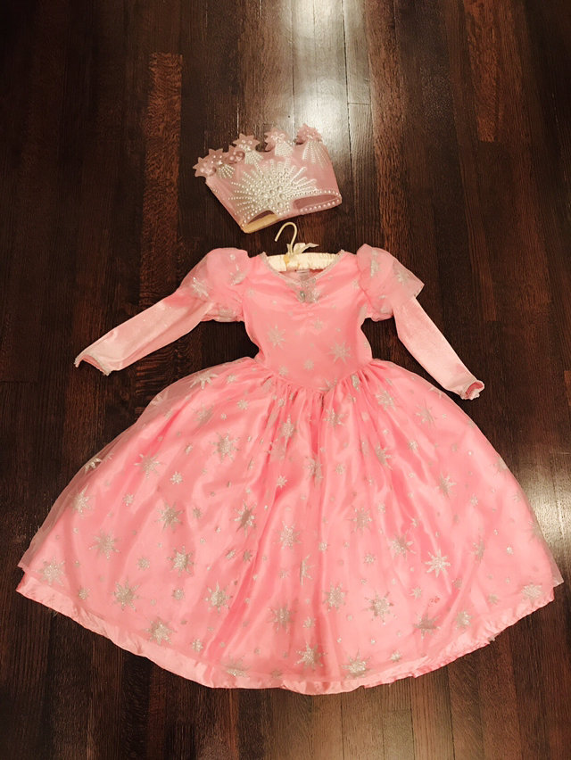 Chasing Fireflies Glinda The Good Witch Crown Costume