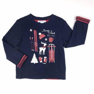 627103e1e Janie & Jack Winter Classic Sweater