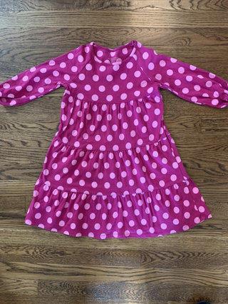 d60eacf222 Garnet Hill Polka Dot Dress