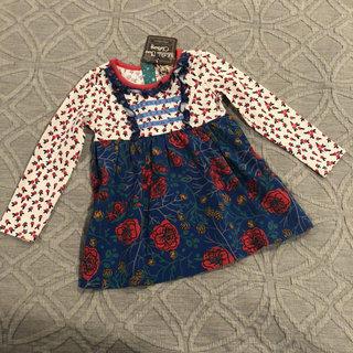 6d520ccea941 Matilda Jane Tunic Dress & Bow