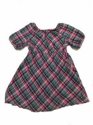343f5ba263a Cherokee Plaid Dress Size 4T