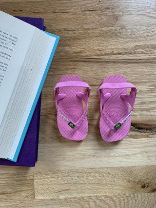 3c4cf66eb03c Pink Havaianas Flip Flops