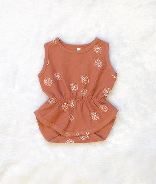 fc11bc0cb460 New Rylee and Cru Sand dollar Romper 0-3 Months