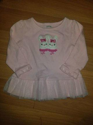 NEW Gymboree Girls Outfit Bunny T-shirt matching Leggings 12-18mo 18-24mo 2T 4T