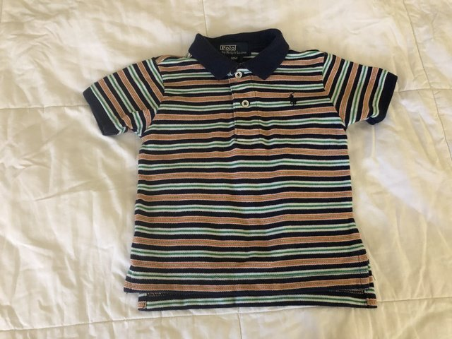 6f0721a65d Polo by Ralph Lauren baby boy polo shirt 12 months old