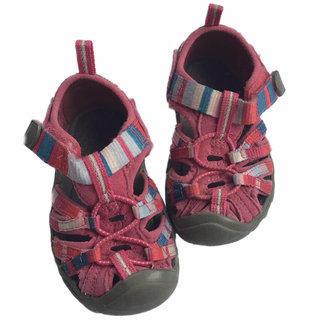 0c81d462ee68 Pink Rainbow Keen Sandals
