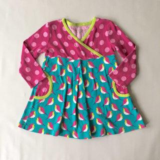 b686ef8ec39 Garnet Hill Polka Dot Bird Dress