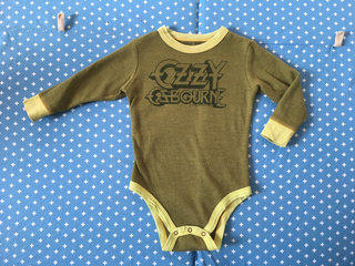 00d1ae03 Rowdy Sprout Ozzy Thermal Onesie 6-12m