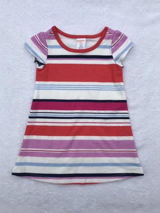048cc801d2 NWT Gymboree Striped Cap Sleeve Dress SiE 6-12 Months