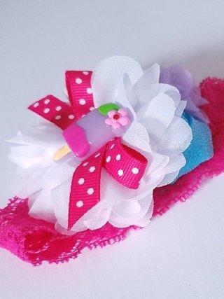 Popsicle Headband