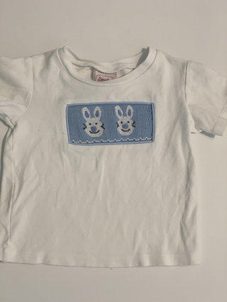 442cefe0f Smocked Easter Bunny T-shirt