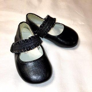 367253c6055 Circo Baby Girl Black Mary Jane Shoes