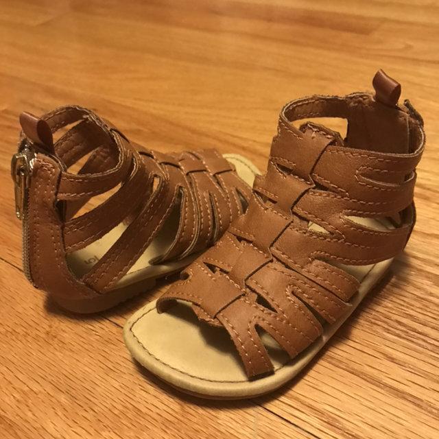 Carters Gladiator Sandals