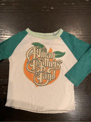 9214f96f Rowdy Sprout Allman Brothers T-shirt