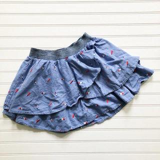 c51856569 Cat & Jack Rocket Pop Chambray Twirl Skirt 🇺🇸
