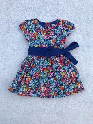 7e0d8134e NWOT Ralph Lauren Floral Party Dress Size 9 Months